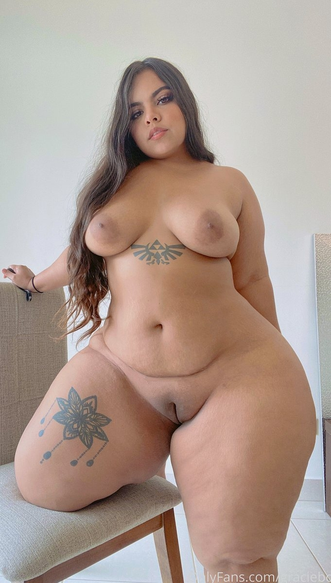 graciebon Thicc Onlyfans Nude Gallery Leaked